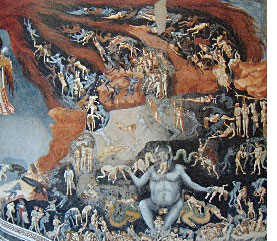 Giotto's Last Judgment