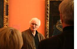 Julian Porter at the Kunthistoriches Museum in Vienna