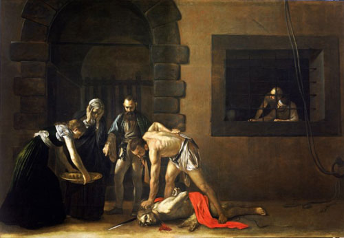 The Beheading of St. John